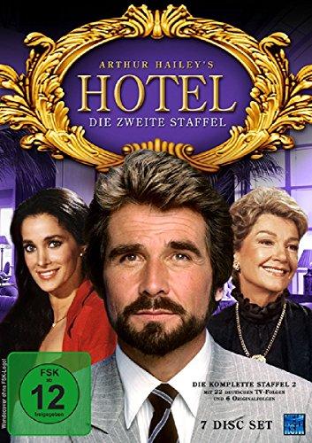 Hotel - Die zweite Staffel [7 DVDs]