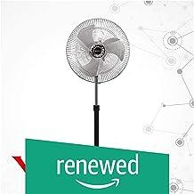 (Renewed) Havells V3 Yurbo 450mm Pedestal Fan (Black)