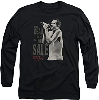 and The Wildabouts - Not Dead - Adult Long-Sleeve T-Shirt
