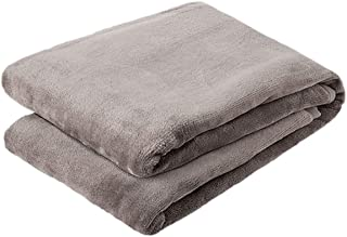 UNIQLO ユニクロ ヒートテック 毛布 モウフ シングル 灰色 グレー