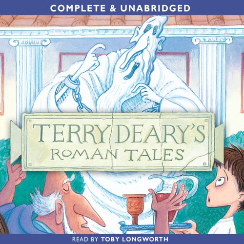 Terry Deary's Roman Tales cover art