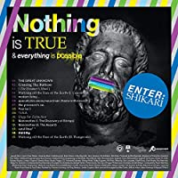 NOTHING IS TRUE & EVERYTHING IS POSSIBLE (LPカラー盤/ゲートフォールド仕様) [Analog]