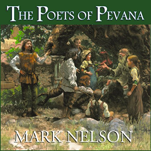 The Poets of Pevana audiobook cover art