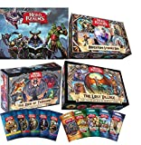 Hero Realms Bundle: Base Game, Character Packs, Ruins of Thandar, Ancestry, Journeys, The Lost Village and Storage Box