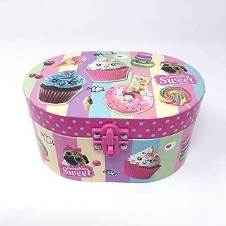 cupcake music box