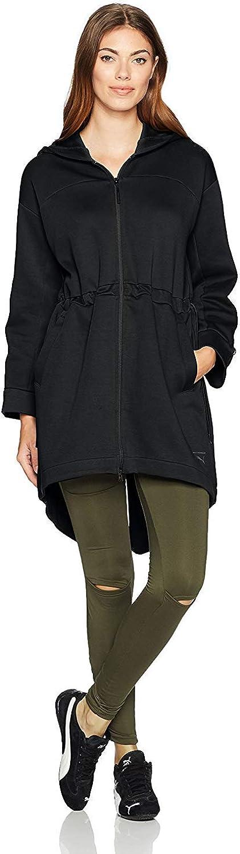 PUMA Women's Lacing Midlayer Jacket