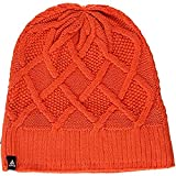 Adidas BR9972 Polyester CLMHT Lined Bea Outdoor Beanie, orange