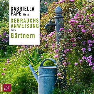 Gebrauchsanweisung fürs Gärtnern Titelbild
