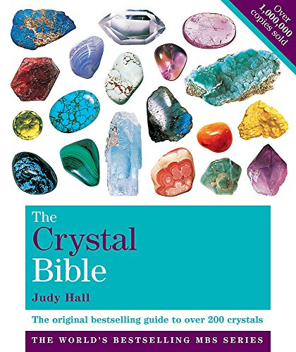 Price comparison product image The Crystal Bible: A Definitive Guide to Crystals (Godsfield Bibles)