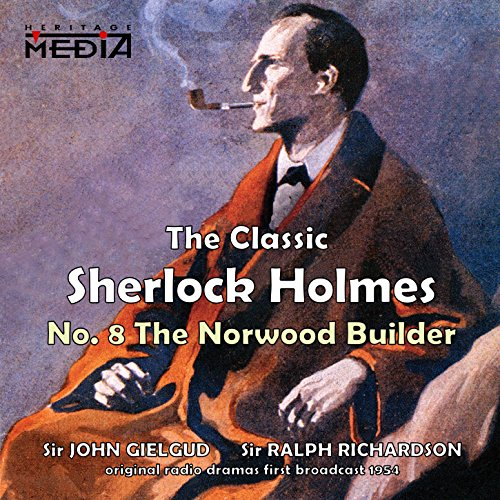 The Norwood Builder cover art