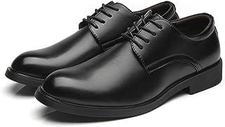 HCP-MX Zapatos Oxford de Hombre de Negocios Formales Oxfords para Hombres.