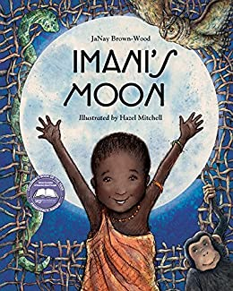 Imani's Moon by [Janay Brown Wood, Hazel Mitchell]