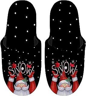 Woisttop - Pantofole da uomo, leggere, antiscivolo, morbide, per interni ed esterni, regalo delicato