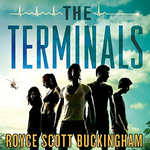 The Terminals audiobook cover art