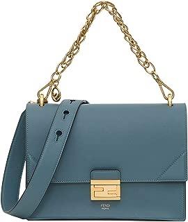 Luxury Fashion | Fendi Womens 8BT313A5DYF17U6 Green Handbag | Fall Winter 19