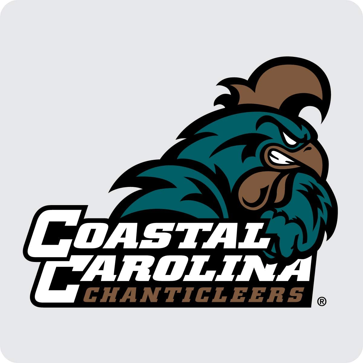 Max 90% OFF Coastal Carolina University Super sale period limited 4-Pack Acrylic Coaster