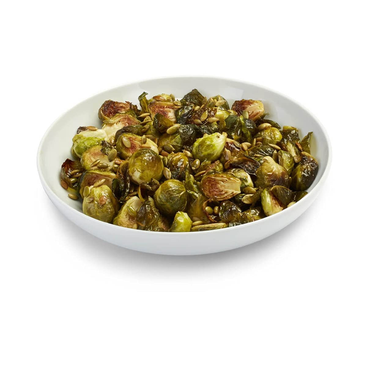 Whole Foods Market Cheap sale Brussels Sprout Cider Glazed Long Beach Mall Chef's Case