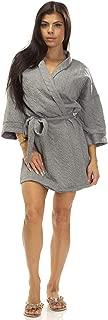 Womens Super Soft Luxury Hotel Spa Robe
