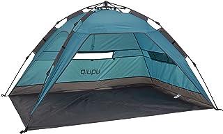 Uquip Buzzy XL strandtält soltält med UV-Skydd 50+ En tält som skydar dig mot solen och UV