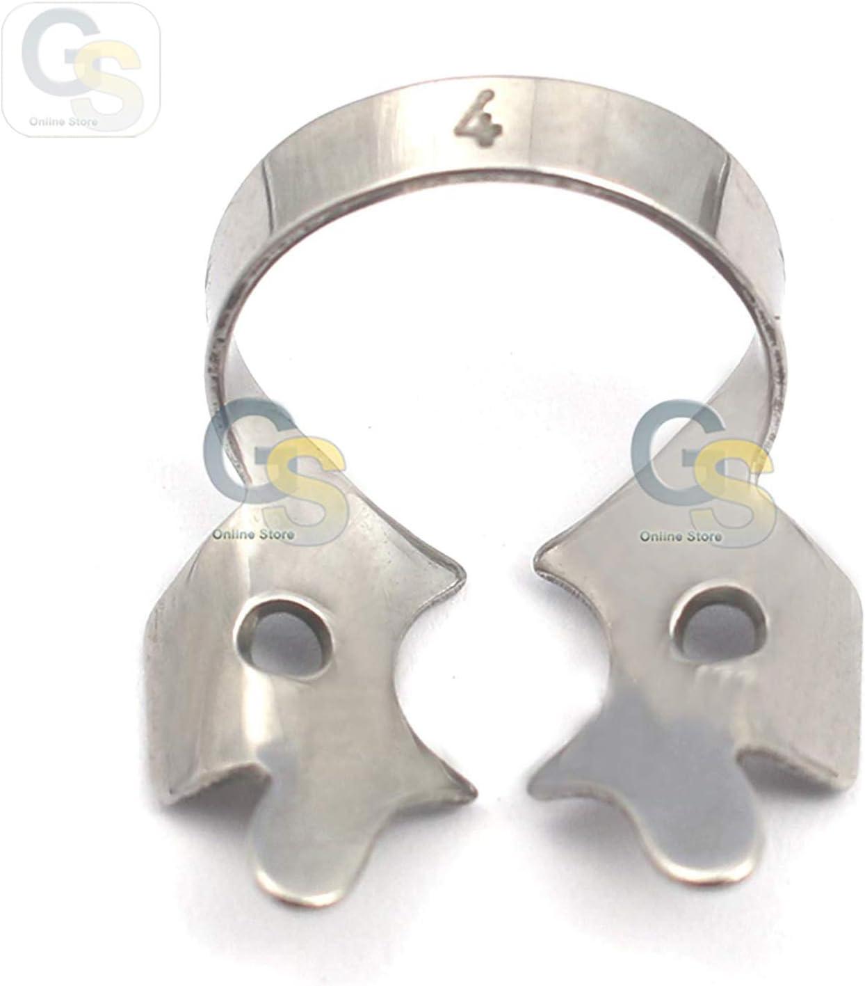 Superlatite G.S Dental Instrument Endodontic Clamp Adult 4 Best Quality Luxury
