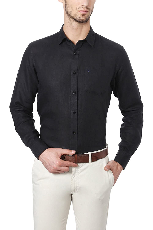 Allen Solly Black Shirt