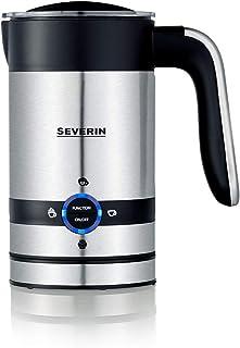 SEVERIN SM 3584 Mjölkskummare, 450, rostfritt stål, 200 milliliter, svart