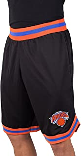 mitchell and ness new york knicks shorts