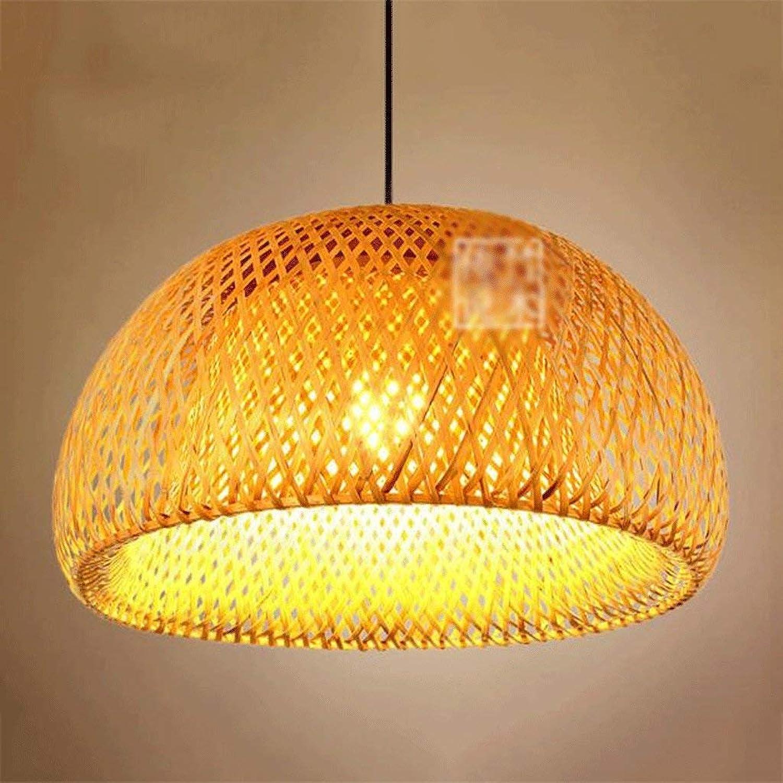 Bamboo Restaurant Restaurant Kronleuchter lights Hotel Studie Lampen Artikel Die bambusse E 27 (Gre  38 cm).