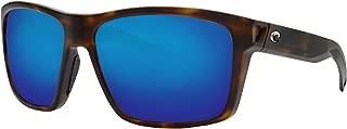 Costa Del Mar SLT191OBMGLP Slack Tide Blue Mirror 580G Matte Tortoise Frame Sunglasses