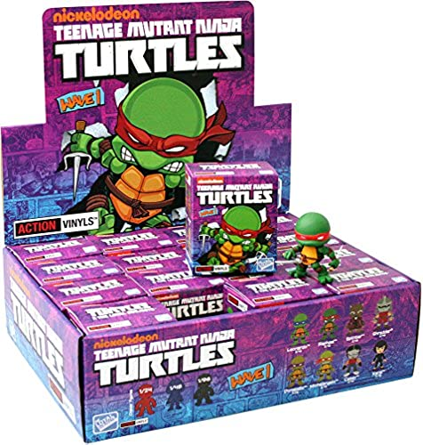 Teenage Mutant Ninja Turtles Loyal Themen 7,6cm Vinyl Figur Serie 1 x