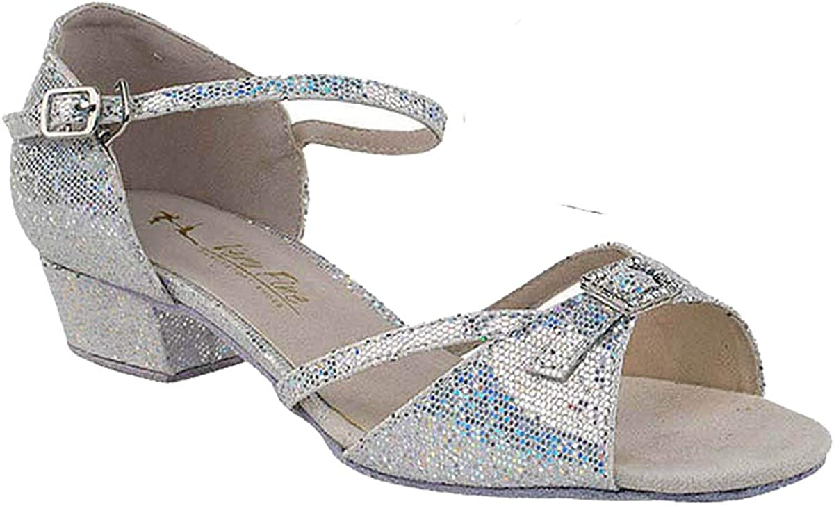 Women's Ballroom Dance Shoes Practice 1720FTEB sold out Salsa Latin Year-end gift