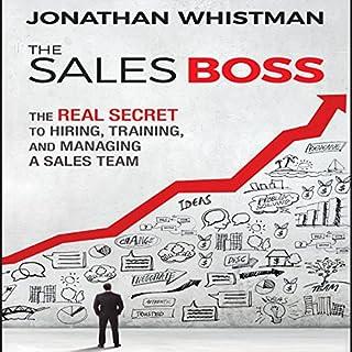 Page de couverture de The Sales Boss