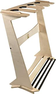 The Pacifica Freestanding Surfboard Display Rack (Holds 4 Boards)