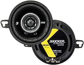 KICKER 43DSC3504 3-1/2-Inch 3.5-Inch 30W 2-Way Speakers DSC35 DS35 Coax (Pair) photo