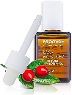 Repavar Regeneradora Aceite Rosa Mosqueta 100% Puro. 15ml,