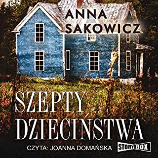 Szepty dziecinstwa audiobook cover art