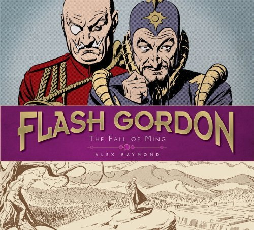 The Complete Flash Gordon Library - The Fall of Ming (Vol. 3)...