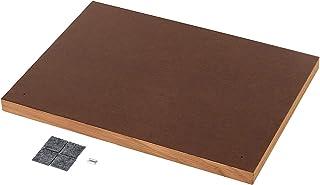 無印良品 スタッキングチェスト用台輪・オーク材 幅37×奥行27×高さ2cm 02874346