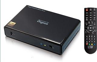 プリンストン デジ像 ハイレゾ対応ネットワークメディアプレーヤー PAV-MP2YTHR