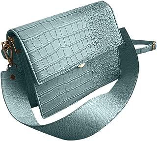 Leather Flap Shoulder crocodile Bag Female Fashion Women Handbag Luxury crossbody bags Large capacity Lady Totes
