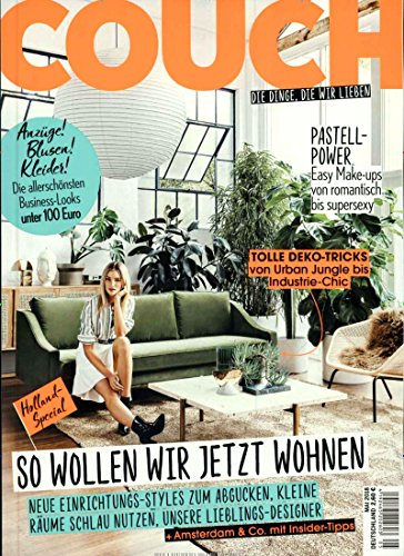 Couch - Schöner Wohnen [Abonnement jeweils 12 Ausgaben jedes Jahr]