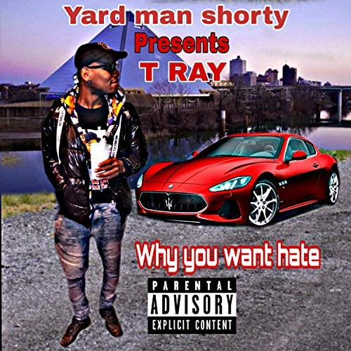 YARD MAN SHORTY