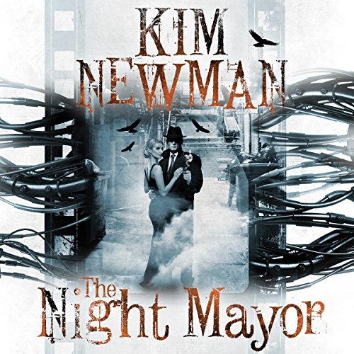 The Night Mayor audiobook cover art