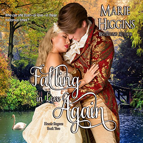 Falling in Love Again audiobook cover art