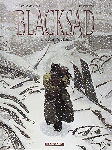 Blacksad, Tome 2 : Artic-Nation by Juan Díaz Canales (2003-06-02)