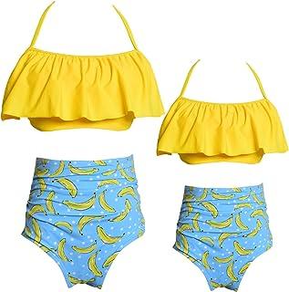 8ca2415764e5 Amazon.es: bikinis niña - Amarillo