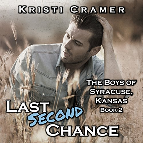 Last Second Chance audiobook cover art