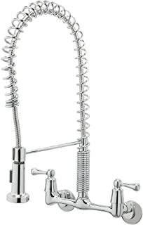 Best wall mount pull down kitchen faucet Reviews