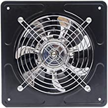 ZSQAW Waterproof Mute Bathroom Extractor Exhaust Fan Ventilating Strong Fan for Kitchen Toilet Window Ventilation Fans
