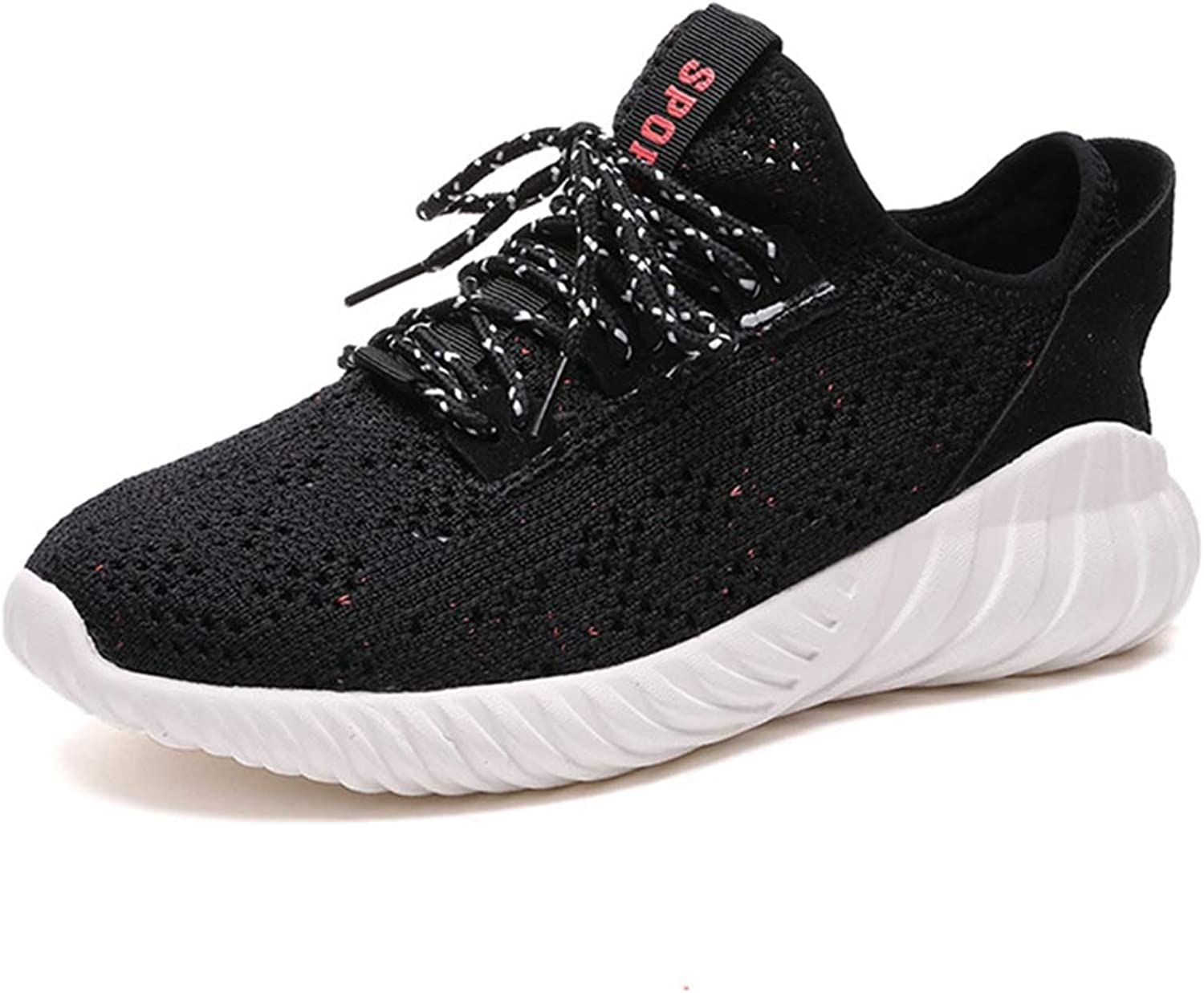 GIY Women's Fashion Sneakers Lightweight Breathable Walking shoes Athletic Tennis Sport Running shoes